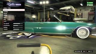 GTA| Eazy E Actual Car|64 Impala!!!