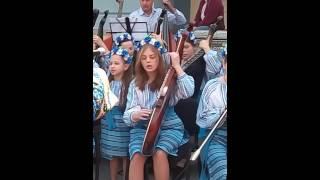Відмічаемо Всесвітній день вуличної музики в Чернівцях на Центральній площі,біля мерії.(, 2016-05-21T13:41:54.000Z)
