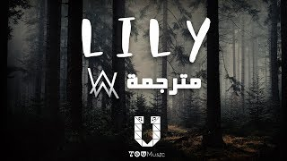 Alan Walker - Lily (مترجمة) ft. K-391 \u0026 Emelie Hollow