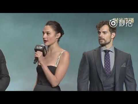Gal Gadot - Justice League - Red Carpet and Premiere in Beijing, China
