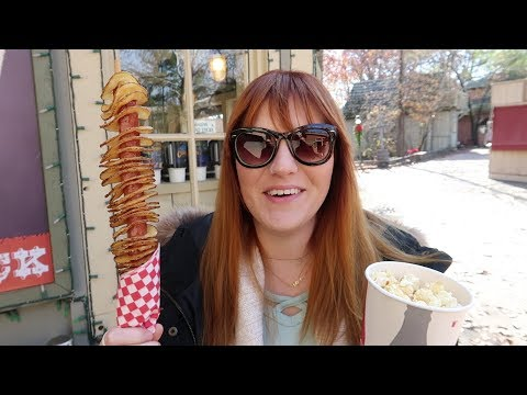 A Food Tour Around Silver Dollar City!