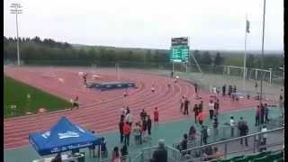 Gros 400m crépuscule André Grimard