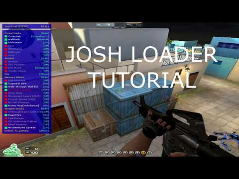 Josh Loader How To Download And Use TUTORIAL