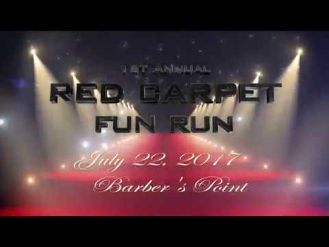 1st Annual Red Carpet 5K Fun Run | Honolulu 5k | PSA