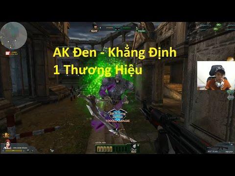Bình Luận Truy Kích | AK47 Black Evil Cận Chiến KINH HOÀNG ✔