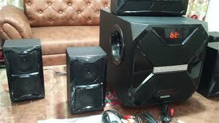 Philips SPA5250B 5 1 Speaker www TulipSmile com MOB 9650722798