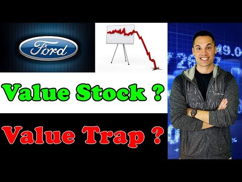 Is Ford a Value Stock or a Value Trap? - (F Stock Review & Analysis)