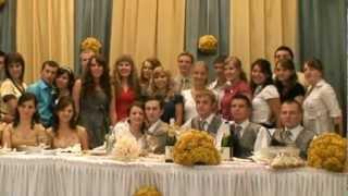 Фрагмент свадьбы в Сакраменто-2010