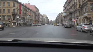 Инструктор по вождению с новичком в Санкт Петербурге.