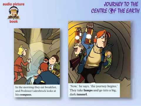English Learning Audio Book, through picture, story   English subtitle 14