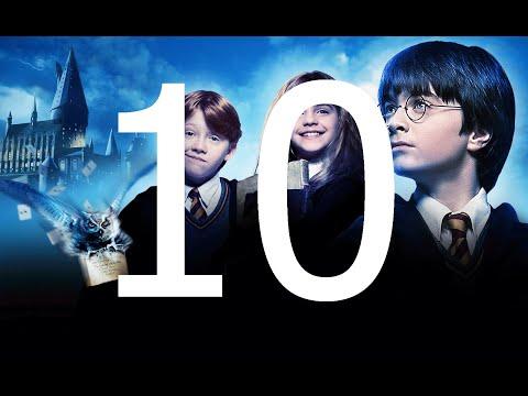 Гарри Поттер и философский камень №10