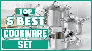 ✅  Best Cookware Set 2019 * Top 5 Cookware Set (Reviews)