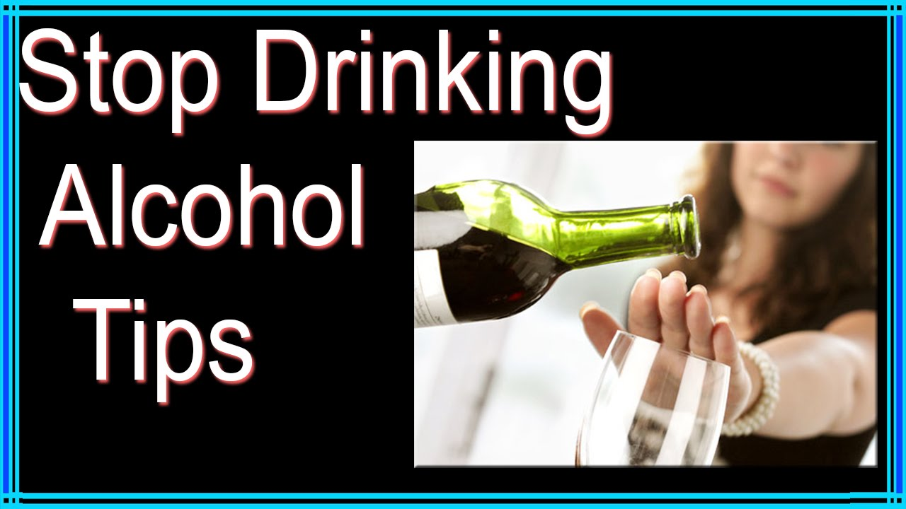 Stop Drinking Alcohol When You Don T Want