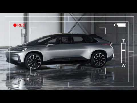 WOOOW Faraday Future ff 91 review CES 2017