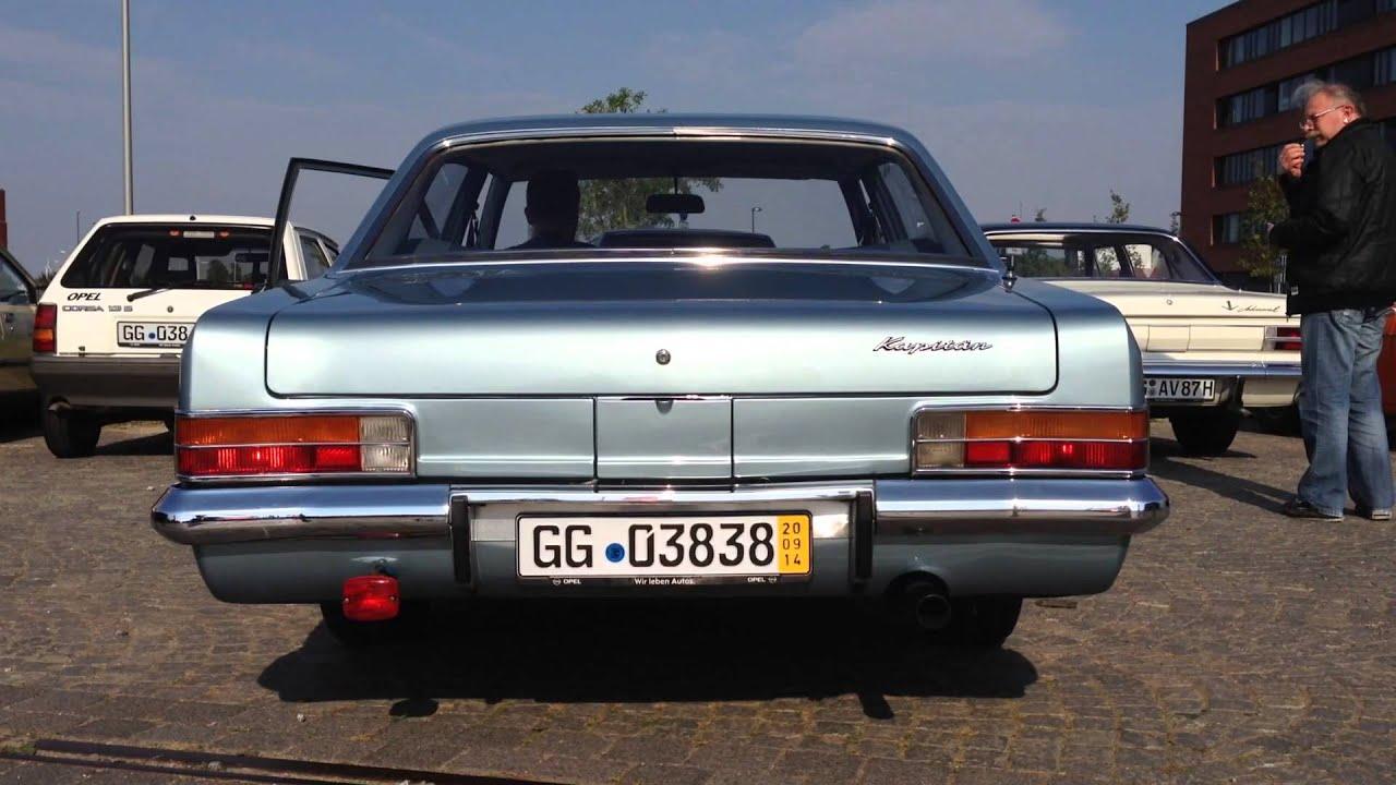100 Opel Kapitan Opel 1956 Kapitaen 2000000 The