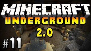 Minecraft Underground Survival 2.0: Ep.11 - BABY BOBO!
