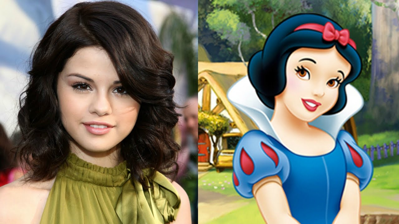 Disney Princess Lookalikes - YouTube