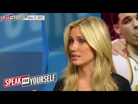 Kristine Leahy on LaVar Ball's May 17th interview on 'The Herd' | SPEAK FOR YOURSELF