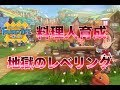 【ファンタジーライフオンライン】料理人育成 地獄のレベリング 【FLO】