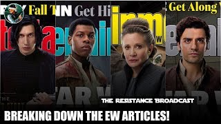 93 - The Last Jedi EW Coverage; Where is Lando?!