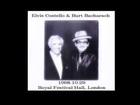 Elvis Costello & Burt Bacharach Live @ The Royal Festival Hall - London / 1998