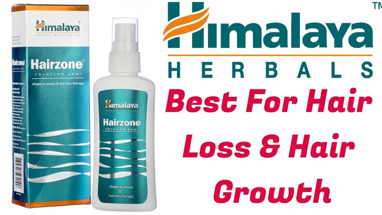 Hairzone By Himalaya Herbal Healthcare For Hairfall Hair Growth Review In Hindi