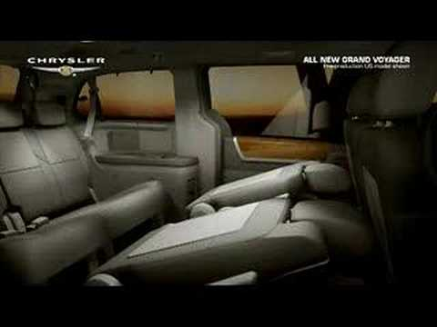 chrysler grand voyager youtube. Black Bedroom Furniture Sets. Home Design Ideas