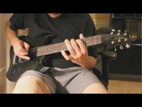 Cheap kid's guitar that sounds like a $10,000 custom guitar!