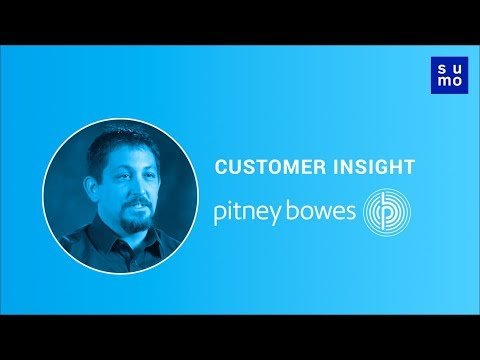 Pitney Bowes Puts Sumo Logic at the Center of Digital Transformation