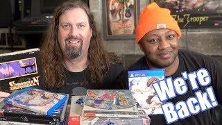 ** WE'RE BACK! ** Game Pickups - 30 Games (Switch, PS4, Dreamcast, PC & More!)