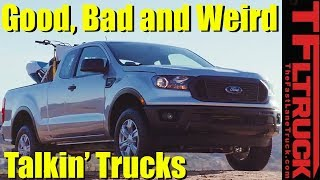 Your 2019 Ford Ranger Questions...Answered! Talkin' Trucks #26