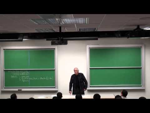 Information Theory A |  Lecture 1 | Part 1