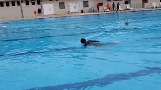 Swimming try out 2019