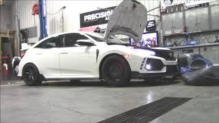 Precision Auto Canada Acura TSX dyno tuning