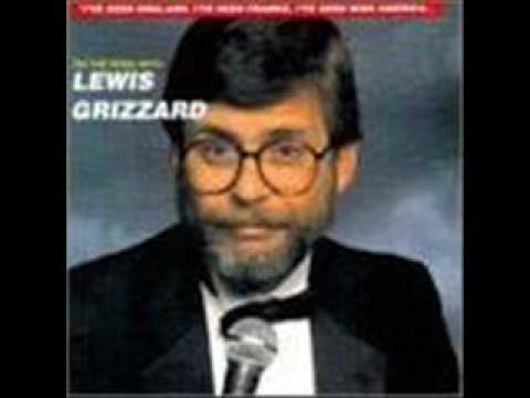 Lewis Grizzard - Southern Language