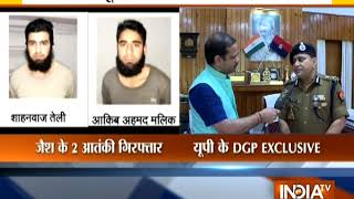 UP: Two JeM Terrorists Arrested From Saharanpur