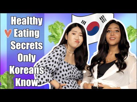 How To Not Gain Weight In Korea
