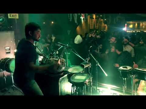 Gaal Ni Kadni Live Cover|HITEN PANWAR|PARMISH VERMA|DESI CREW
