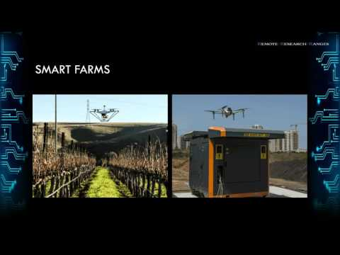 Dalby Drone Industry Forum - Dr Catherine Ball