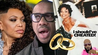 Tisha Campbell-Martin I Should've Cheated On Duane Martin! The Way He Did Me