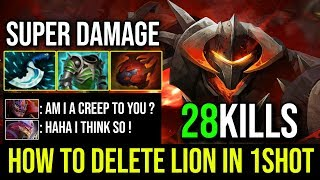 Insane Damage [Chaos Knight] Lion You