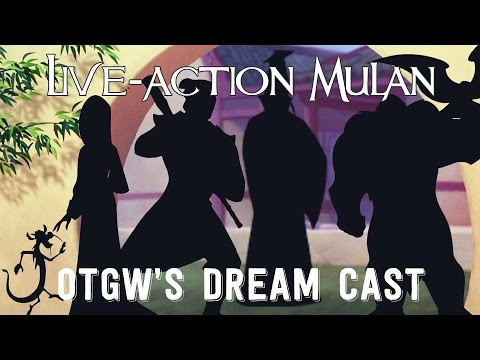"Our Dream Cast For Disney's Live-Action ""Mulan"""