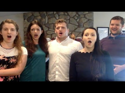 Listen to Family's Pitch-Perfect Rendition of 'Les Miserables' Song