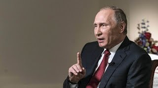 Putin: Russia Did Not Hack the DNC
