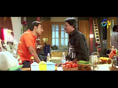 Jabardasth Masti - Neetho - Brahmanandam and Sunil Comedy Scenes
