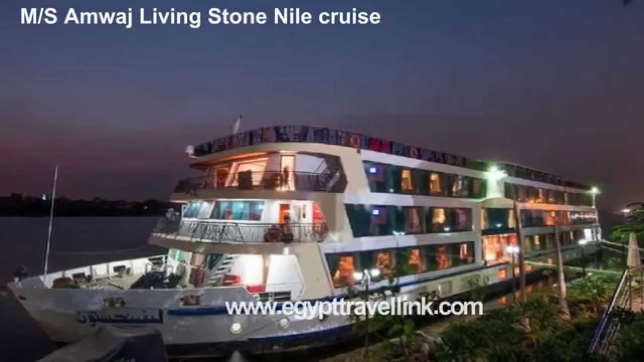 Amwaj Living Stone Nile Cruise By Www Etltravel Com Amp Www
