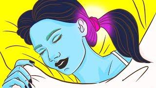 Вот почему никто и никогда не должен спать с хвостиком