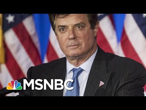 Paul Manafort And Rick Gates Indicted For Conspiracy And Money Laundering | MSNBC