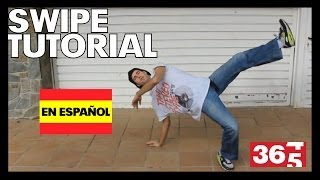 Tutorial - Swipe / Turbina (Break dance)