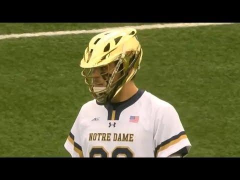 Johns Hopkins Vs Notre Dame Lacrosse First Round 2019 NCAA Lacrosse Championship